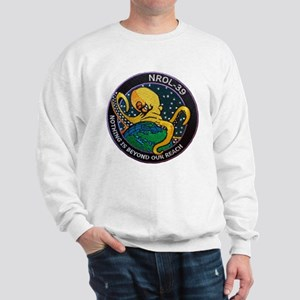 NROL-39 Program Logo Sweatshirt