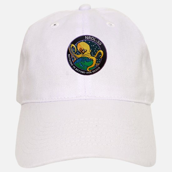 NROL-39 Program Logo Baseball Baseball Cap