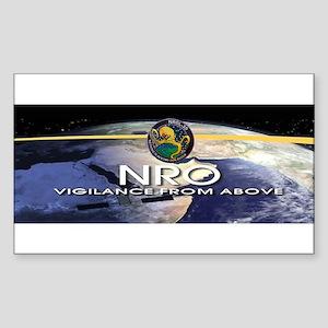 NROL-39 Program Logo Sticker (Rectangle 10 pk)