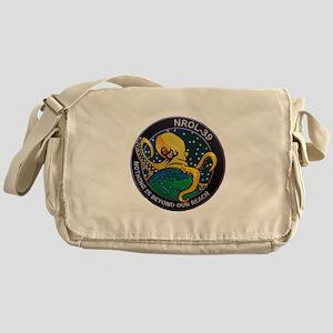 NROL-39 Program Logo Messenger Bag