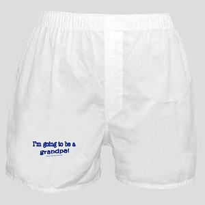 Grandpa 2 Be Boxer Shorts