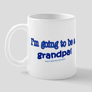 Grandpa 2 Be Mug