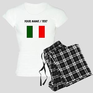 Custom Italy Flag Pajamas
