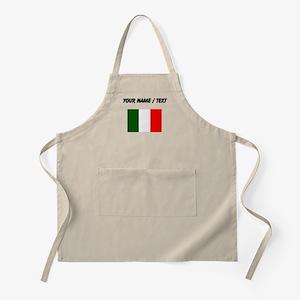 Custom Italy Flag Apron
