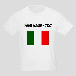 Custom Italy Flag T-Shirt