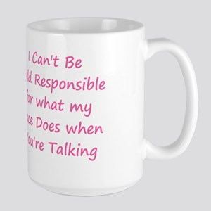 Not Responsible Mugs