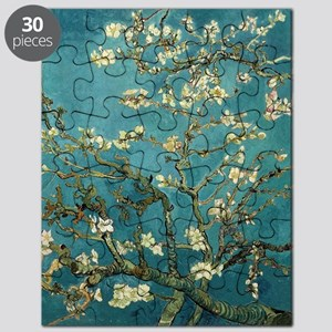 Van Gogh Almond Branches In Bloom  Puzzle
