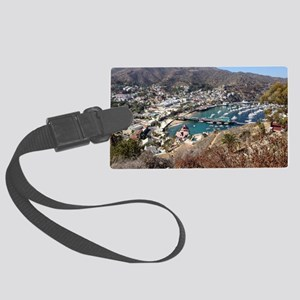 Catalina Island Avalon Large Luggage Tag