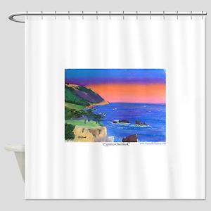 Cypress Overlook Shower Curtain