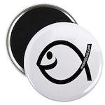 Small Smiling Fish Magnet (100 pk)