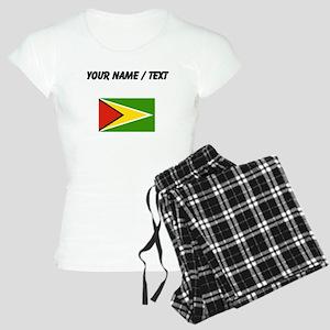 Custom Guyana Flag Pajamas