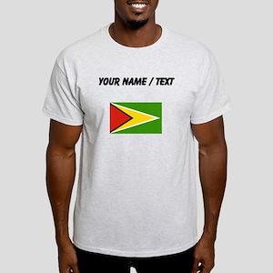 Custom Guyana Flag T-Shirt