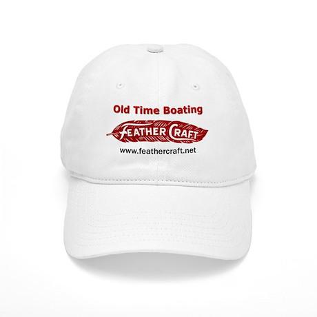 Fc Logo Old Time Boating.gif Baseball Cap