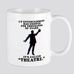 3D Theatre Mugs