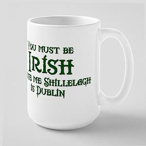 Me Shillelagh Mugs