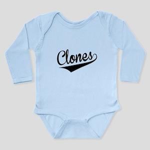 Clones, Retro, Body Suit