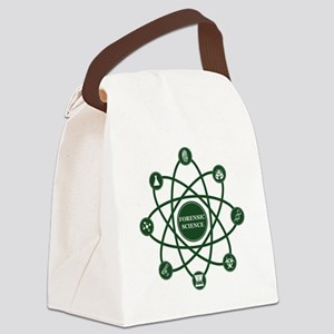 Atomic Canvas Lunch Bag
