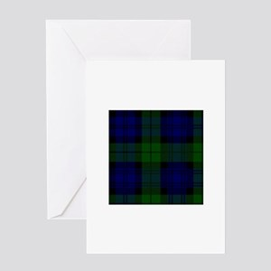 Black Watch Greeting Cards