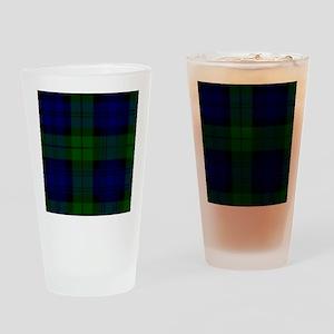 Black Watch Drinking Glass