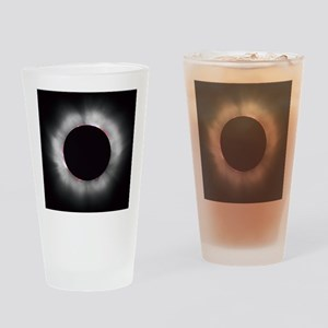 Total Solar Eclipse 1999 Drinking Glass
