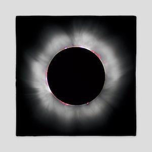 Total Solar Eclipse 1999 Queen Duvet