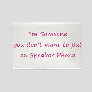 Speaker Phone Magnets
