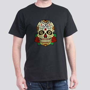 Sugar Skull Dark T-Shirt