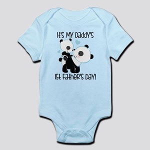 1st Fathers Day Body Suit
