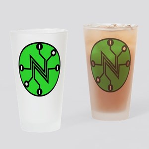 Net Neutrality Drinking Glass