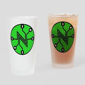 Net Neutrality Drinking Glass