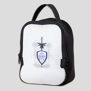 St. Michael's Sword Neoprene Lunch Bag
