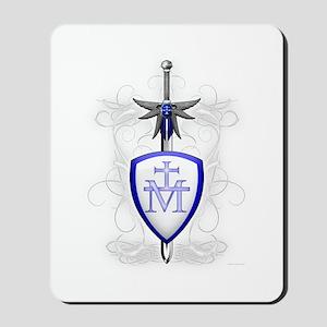 St. Michael's Sword Mousepad