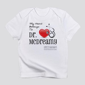 DR. McDREAMY Infant T-Shirt