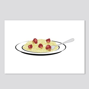 Spaghetti Dinner Postcards (Package of 8)