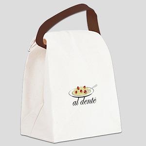 al dente Canvas Lunch Bag