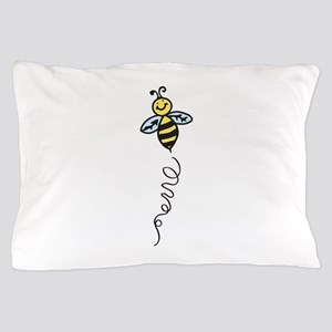 Yellow Bee Pillow Case