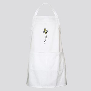 Yellow Bee Apron