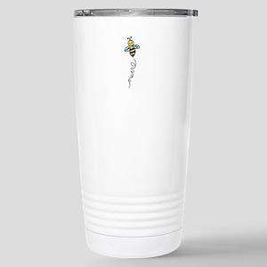Yellow Bee Travel Mug