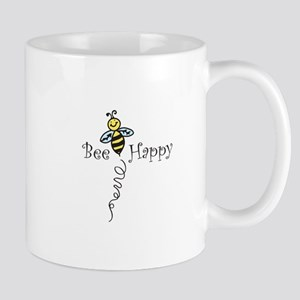 Bee Happy Mugs