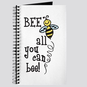 BEE all you can bee! Journal