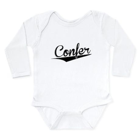Confer, Retro, Body Suit