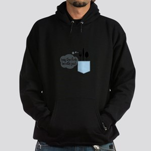 may the fork be with you! Hoodie