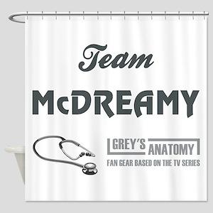 TEAM MCDREAMY Shower Curtain