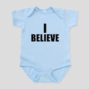 I Believe Playoffs Infant Bodysuit