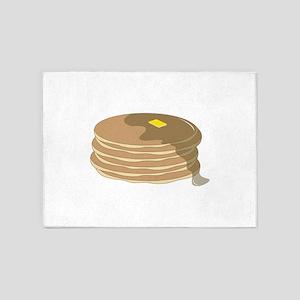 Pancake Stack 5'x7'Area Rug
