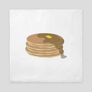 Pancake Stack Queen Duvet