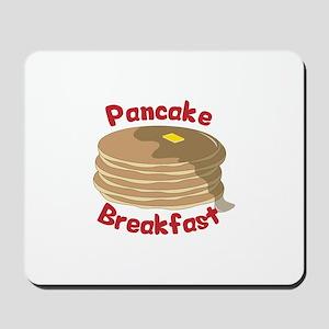 Pancake Breakfast Mousepad