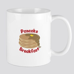 Pancake Breakfast Mugs