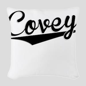Covey, Retro, Woven Throw Pillow