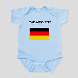 Custom Germany Flag Body Suit